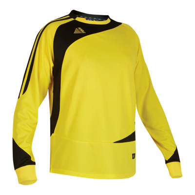 Santos Football Shirt & Shorts Set Yellow/Black