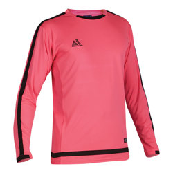 Solar Fitted Goalkeeper Shirt Fluo Pink/Black