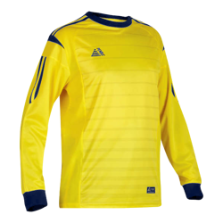 Spartak Football Shirt Yellow/Navy