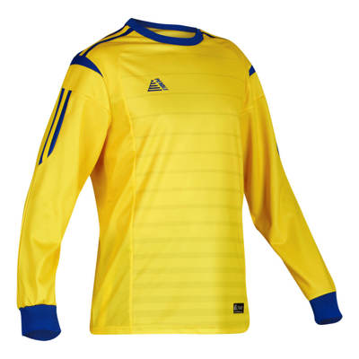 Spartak Football Shirt Yellow/Royal