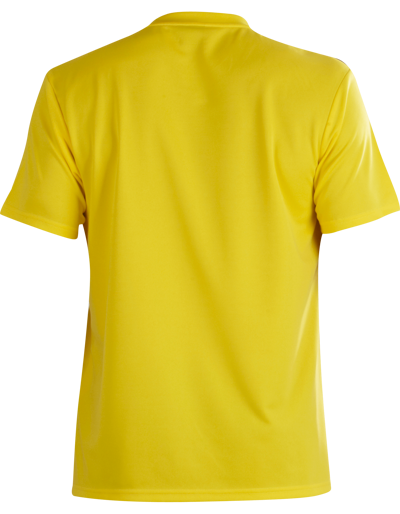 Tempo Football Shirt Yellow/Navy