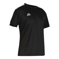 Tempo Football Shirt Black/White
