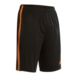Vega Football Shorts Black/Amber
