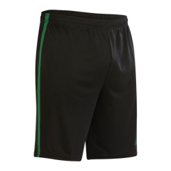Vega Football Shorts Black/Green