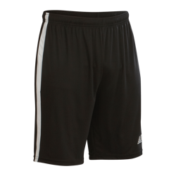 Vega Football Shorts Black/White