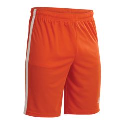 Vega Football Shorts Tangerine/White