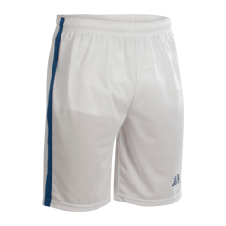 Vega Football Shorts White/Royal