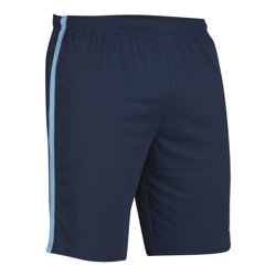 Vega Football Shorts Navy/Sky