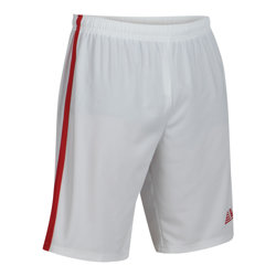 Vega Football Shorts White/Red
