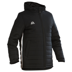 Vulcan Thermal Jacket Black/White
