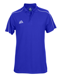 Vecta Polo Shirt Royal/White