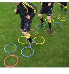 Training Agility Ladders