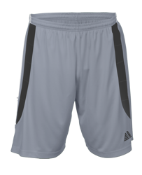 Goalkeepers Shorts Silver/Black