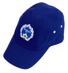 Baseball Cap (Flexiprinted) Royal