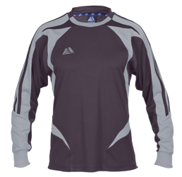Metz Football Shirt Graphite/Silver