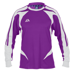 Metz Football Shirt Purple/White