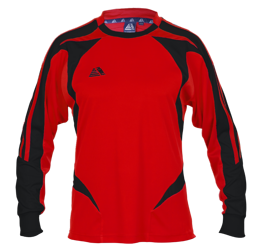 Metz Football Shirt Red/Black