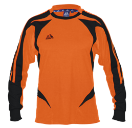 Metz Football Shirt Tangerine/Black