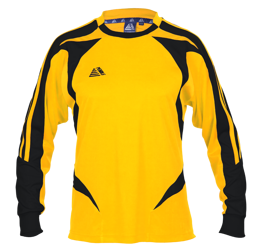 Metz Football Shirt Yellow/Black
