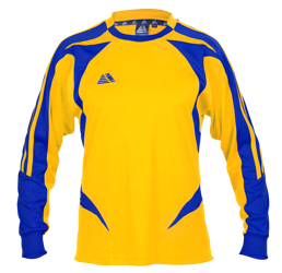 Metz Football Shirt Yellow/Royal