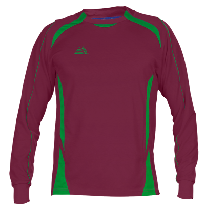Porto Football Shirt & Shorts Set Claret/Green
