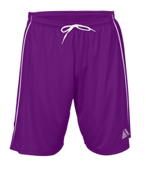 Premier Football Shorts Purple/White
