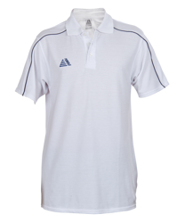 Vecta Polo Shirt White/Navy