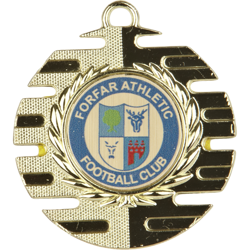 Prestige Football Medal Gold