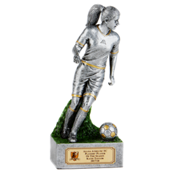 Female Player Trophies