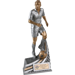 Vantage Player Football Trophy